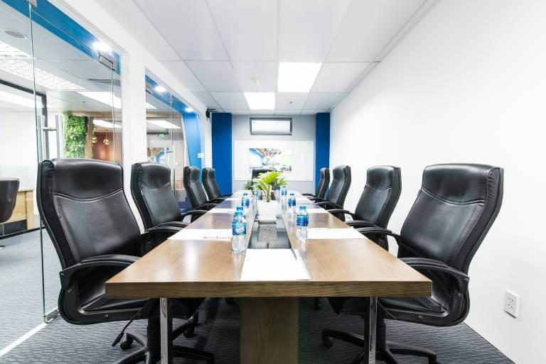 Phòng họp chuyên nghiệp