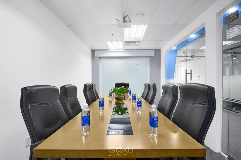 so sánh văn phòng ảo và văn phòng trọn gói phòng họp