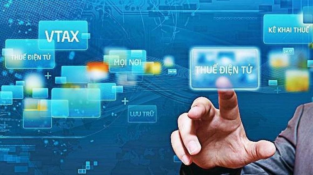 dịch vụ nộp thuế điện tử