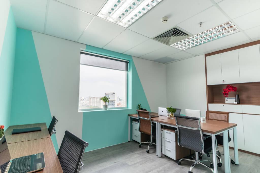 WinPlace - Văn phòng hiện đại, tiện nghi