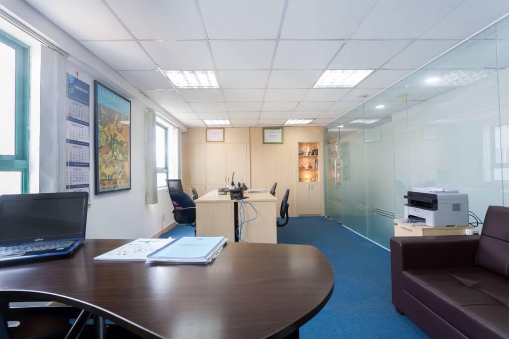 Văn phòng trọn gói i-Office