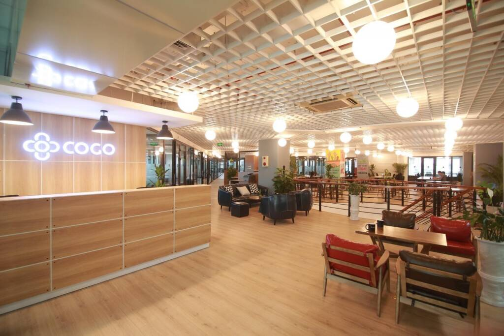 cogo-coworking-space