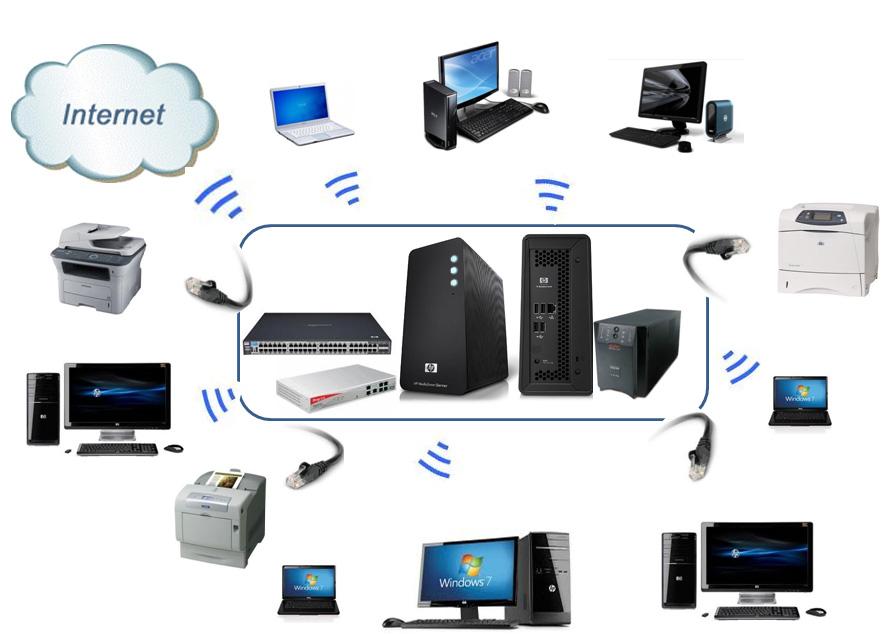 Lắp đặt mạng văn phòng hiệu quả, chất lượng
