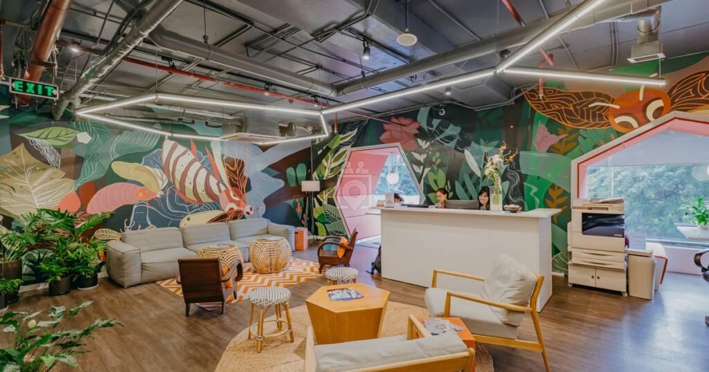 Toong Coworking Space mang nét đẹp truyền thống