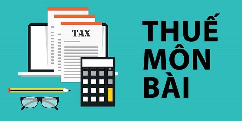 Các thủ tục thuế cho công ty mới thành lập