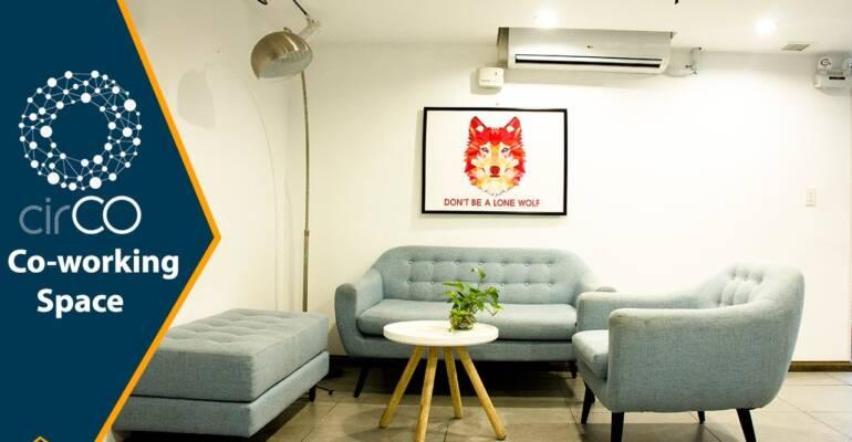 Circo Coworking Space – Văn phòng ảo đẳng cấp và hiện đại